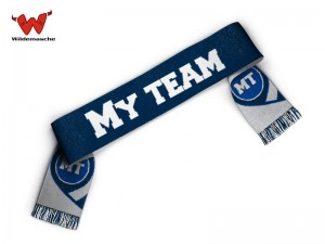 My team scarf