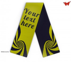 Your text scarf